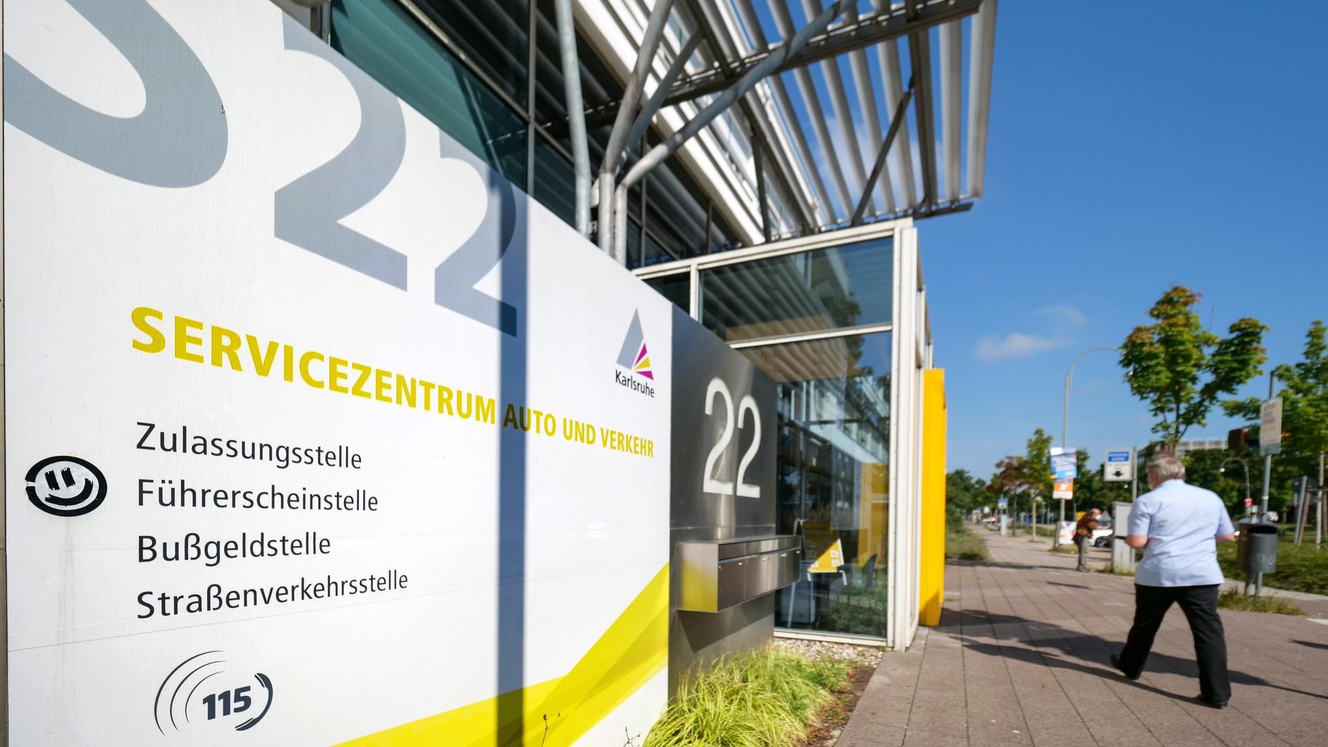 Zulassungsstelle Karlsruhe