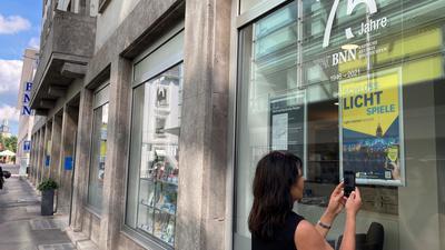 Plakat Geschäftsstelle