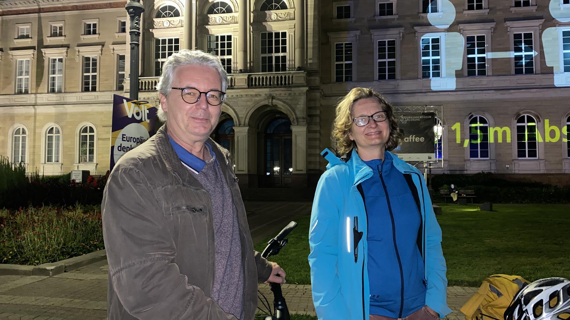 Stefan Haßinger und Kerstin Haßinger-Jung