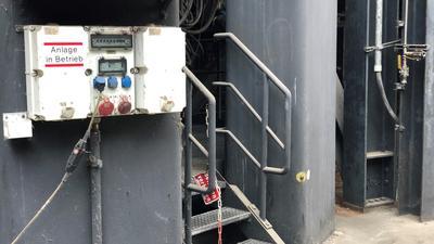 Verstaubt: In Karlsruhe ist Thermoselect gescheitert. Doch in Japan sind die Anlagen noch in Betrieb. Experten der EnBW zweifeln aber, ob sich ihr Betrieb tatsächlich rechnet.