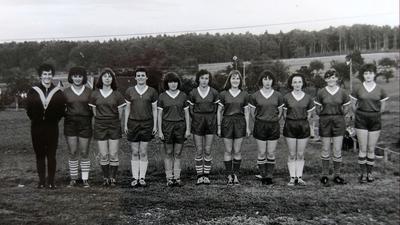 Mannschaftsbild - Frauen