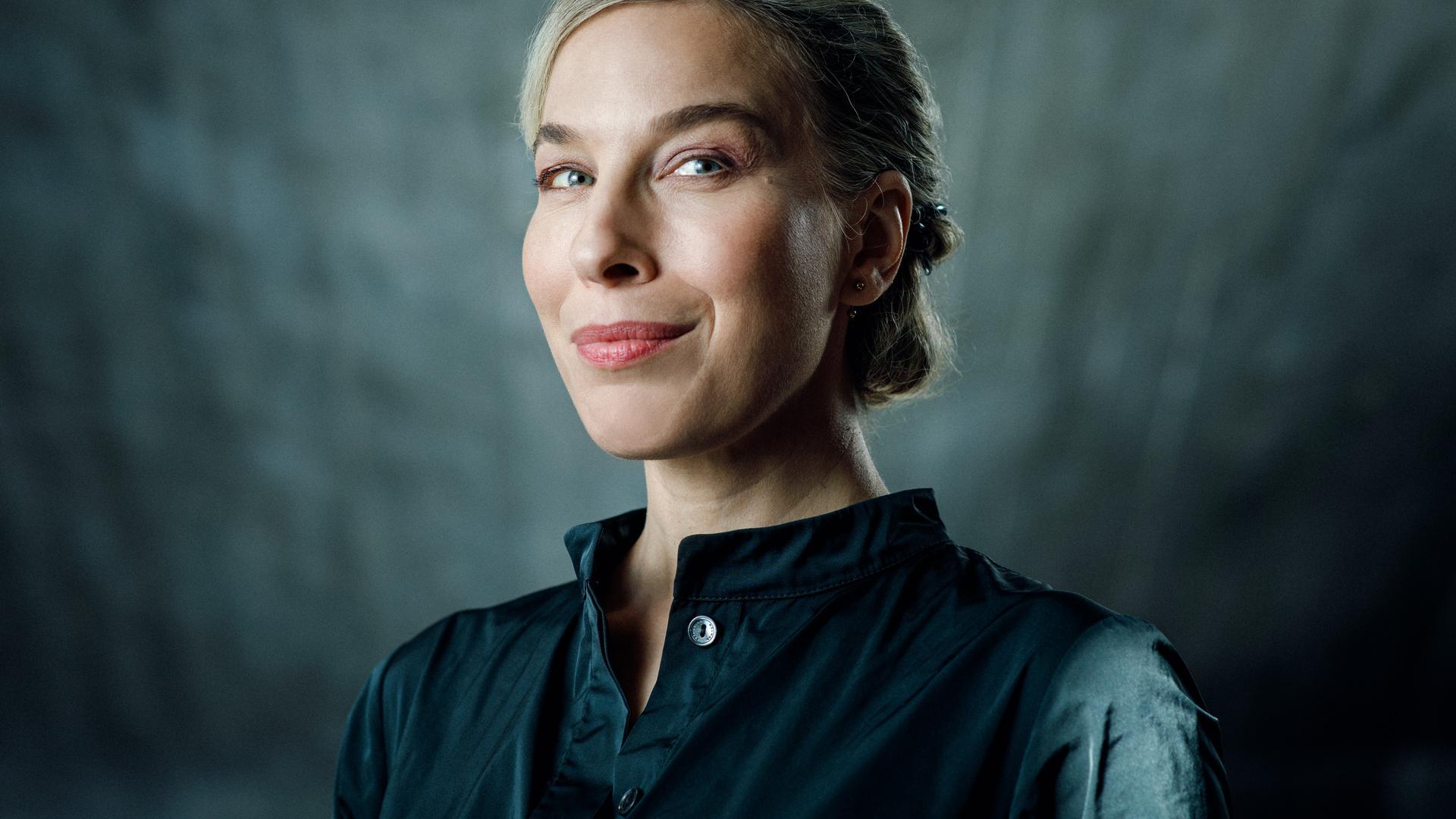 Nicole Braunger ist seit 2018 Operndirektorin am Staatstheater Karlsruhe.