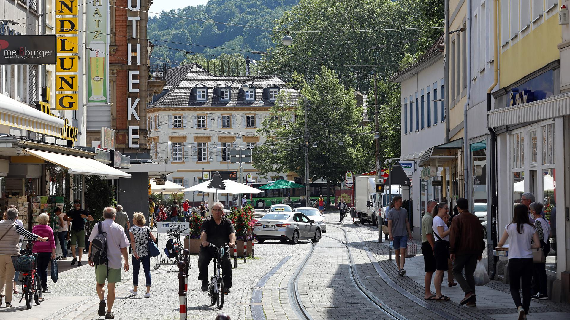 10.07.2021 Geplante Verlängerung der Fußgängerzone in Durlach bis zum Platz an der Karlsburg,                                                 -Copyright - Jodo-Foto /  Joerg  Donecker Sonnenbergstr.4  D-76228 KARLSRUHE TEL:  0049 (0) 721-9473285 FAX:  0049 (0) 721 4903368  Mobil: 0049 (0) 172 7238737 E-Mail:  joerg.donecker@t-online.de Sparkasse Karlsruhe  IBAN: DE12 6605 0101 0010 0395 50, BIC: KARSDE66XX Steuernummer 34140/28360 Veroeffentlichung nur gegen Honorar nach MFM zzgl. ges. Mwst.  , Belegexemplar und Namensnennung. Es gelten meine AGB.