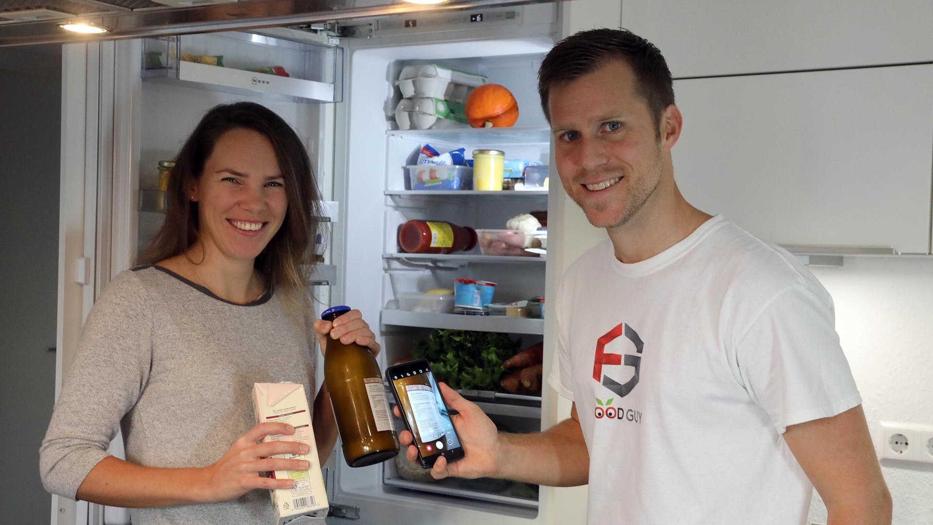 16.12.2020 Start up in der Corona-Krise: Caro Schröder und Marcel Pleeß haben das Unternehmen Food Guy zum Thema gesunde Ernährung gestartet. Das wäre zwar ohne Corona sicherlich anders gelaufen, doch hilfreich ist das aktuell überdurchschnittliche Interesse.