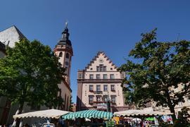 Rathaus Durlach zum Thema Art Durlach