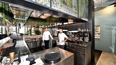 """11.06.2021 A la carte: In Karlsruhe-Durlach hat kurz vor Corona das Tawa Yama eröffnet - mit japanischer Küche in den Kategorien """"Easy und Fine Dining"""""""