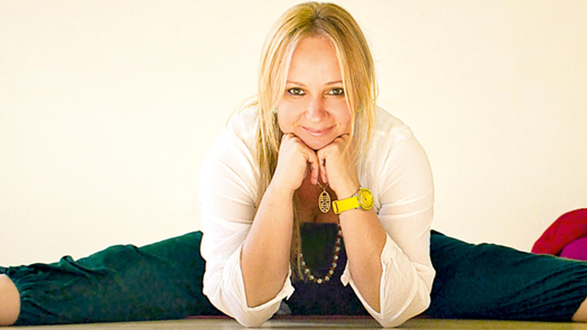 """Natalie de Alvarez Yogaschule """"Anjali"""" befindet sich in Karlsruhe-Durlach"""