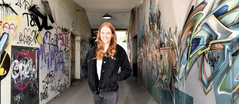 Nachwuchsschauspielerin Laura Philipp