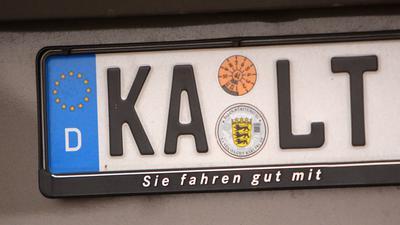 Die ersten Buchstaben auf dem Autokennzeichen müssen schon länger nicht mehr dem aktuellen Wohnort des Halters entsprechen.