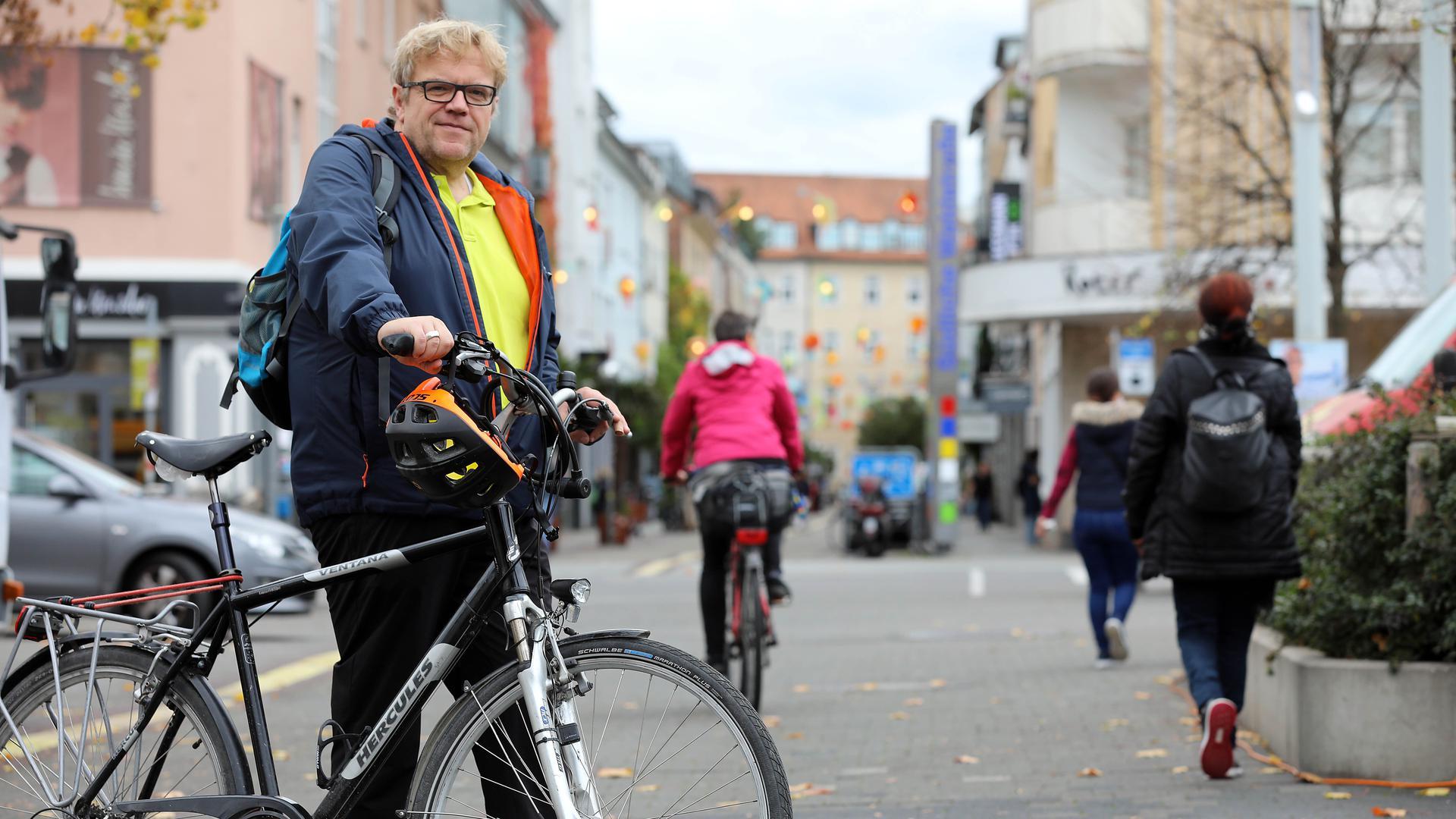 Stadt Karlsruhe Karriere