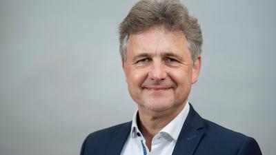 Frank Mentrup (SPD), Oberbürgermeister von Karlsruhe.