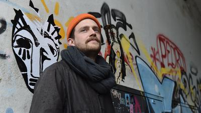 """Unterwegs mit Karlsruher Sänger Alessandro Pola Teilnehmer """"The Voice"""""""