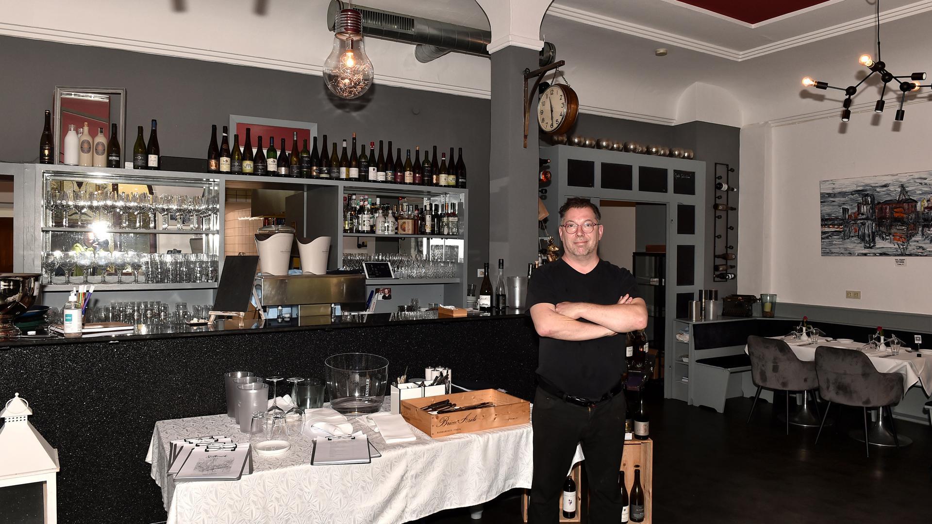 Restaurant Stilbruch mit Küchenchef Christian Mohr