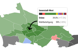 Karlsruhe Kommunalwahl Analyse
