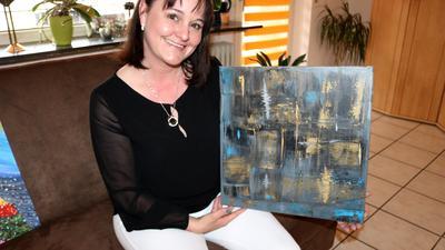 Tamara Wegmer präsentiert ihr allererstes Bild auf dem Weg in ihren neuen Werdegang