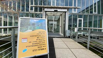 In Eggenstein-Leopoldshafen und anderen Gemeinden in der Region warten Behörden auf die offizielle Landesverordnung zu den schrittweisen Lockerungen der Corona-Beschränkungen. Diese wird am Wochenende erwartet.