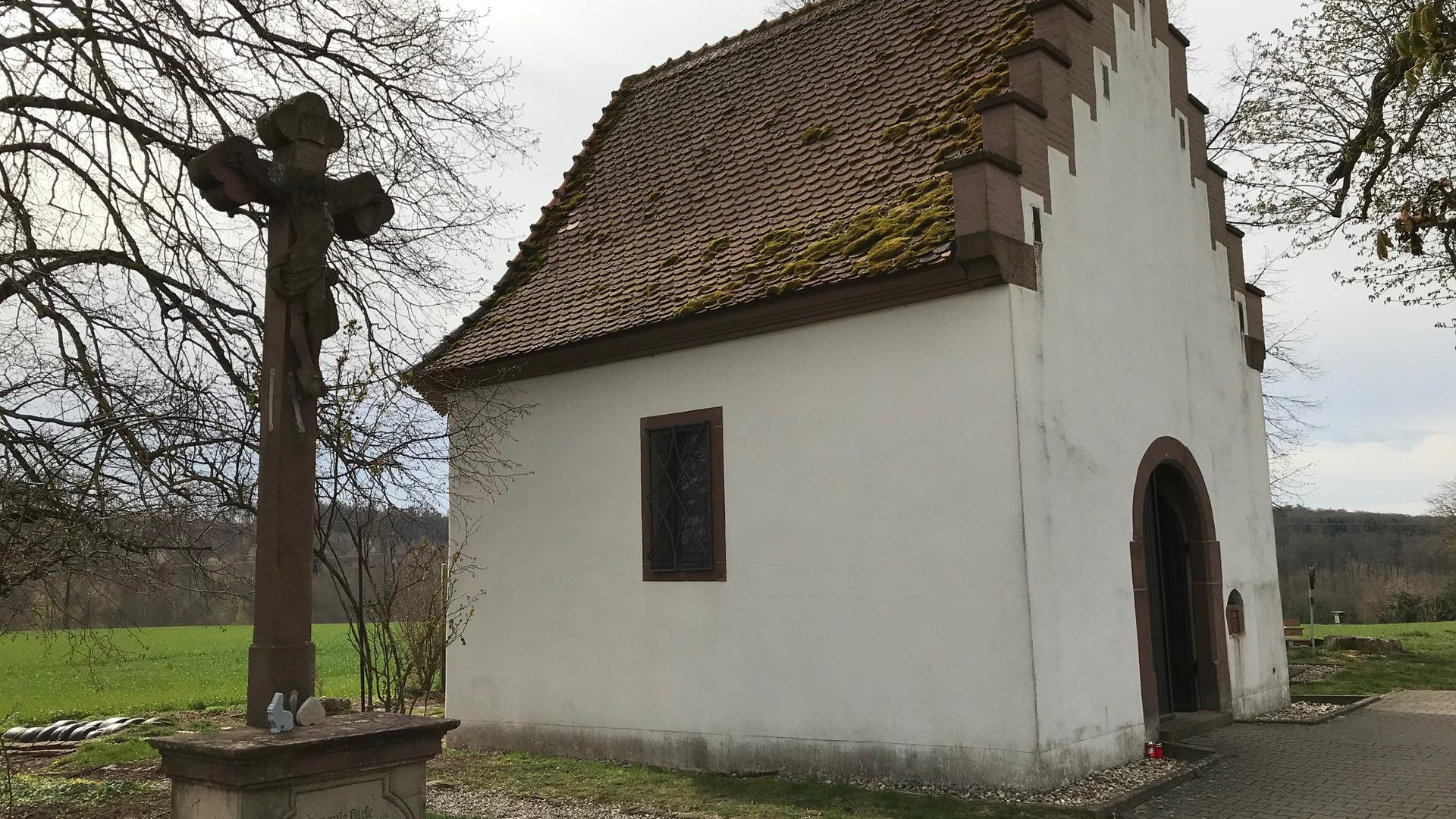 Maria-Hilf-Kapelle Walzbachtal Jöhlingen