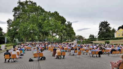 Musikverein Lyra, Konzert, Platzkonzert