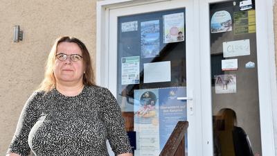 31.03.2021 Ulrike Joshani Inhaberin eines Reisebüros in Friedrichtstal