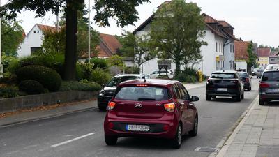 Huttenheimer Straße Rußheim