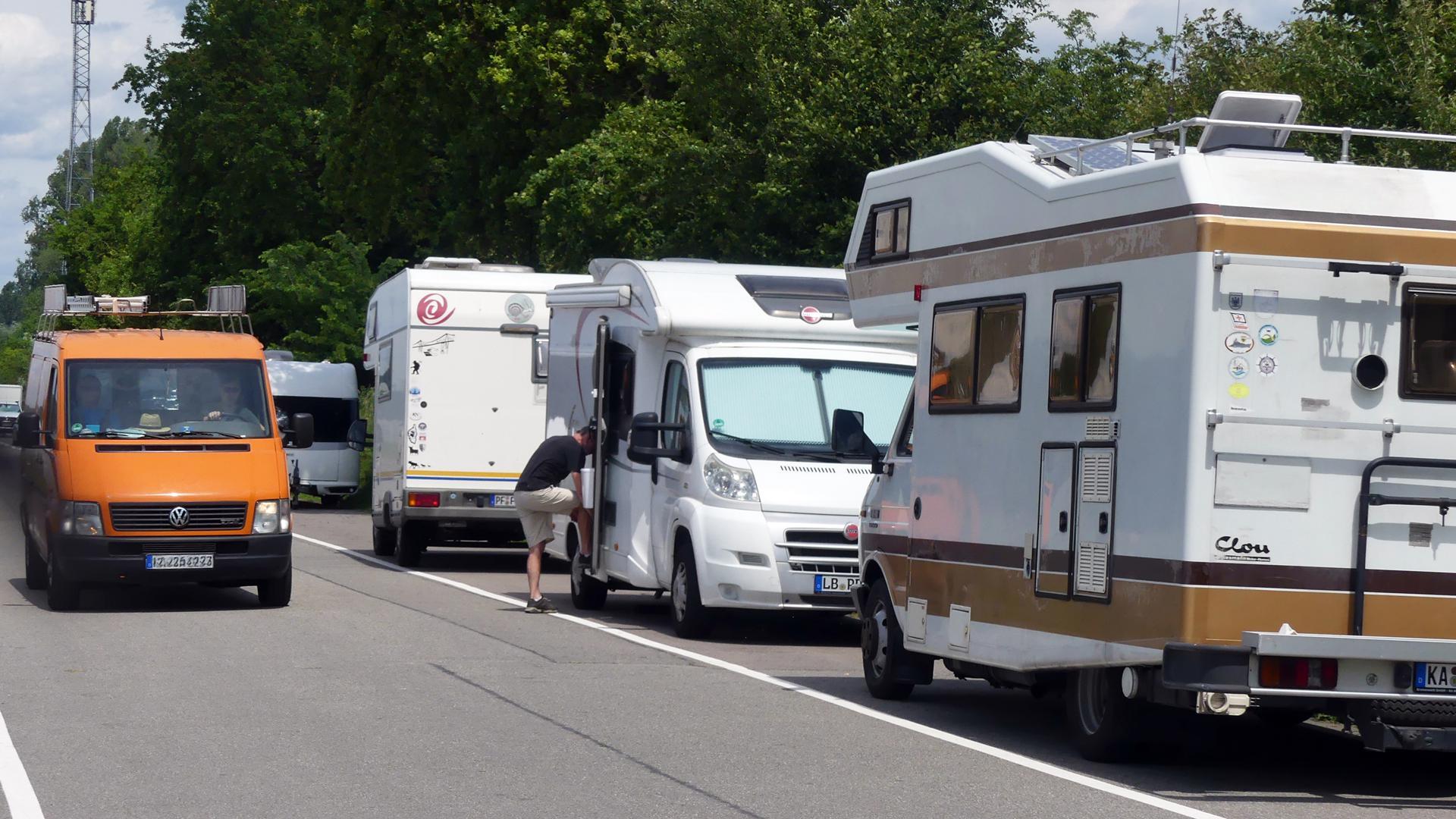 Camping Fähre