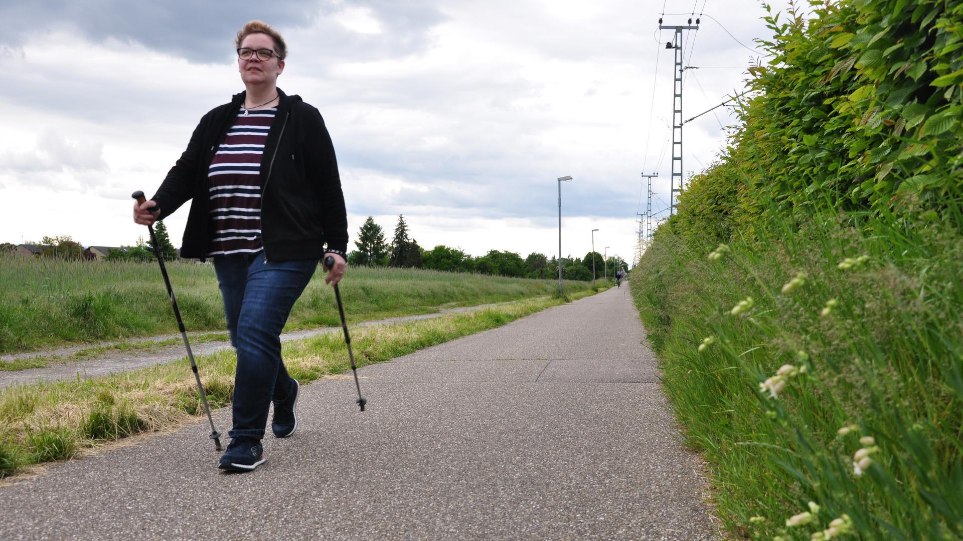Katja Sprenger, Multiple Sklerose