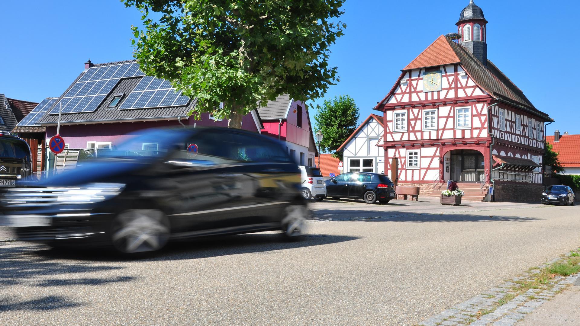 Leopoldstraße Leopoldshafen
