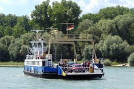 Fähre Leopoldshafen -2