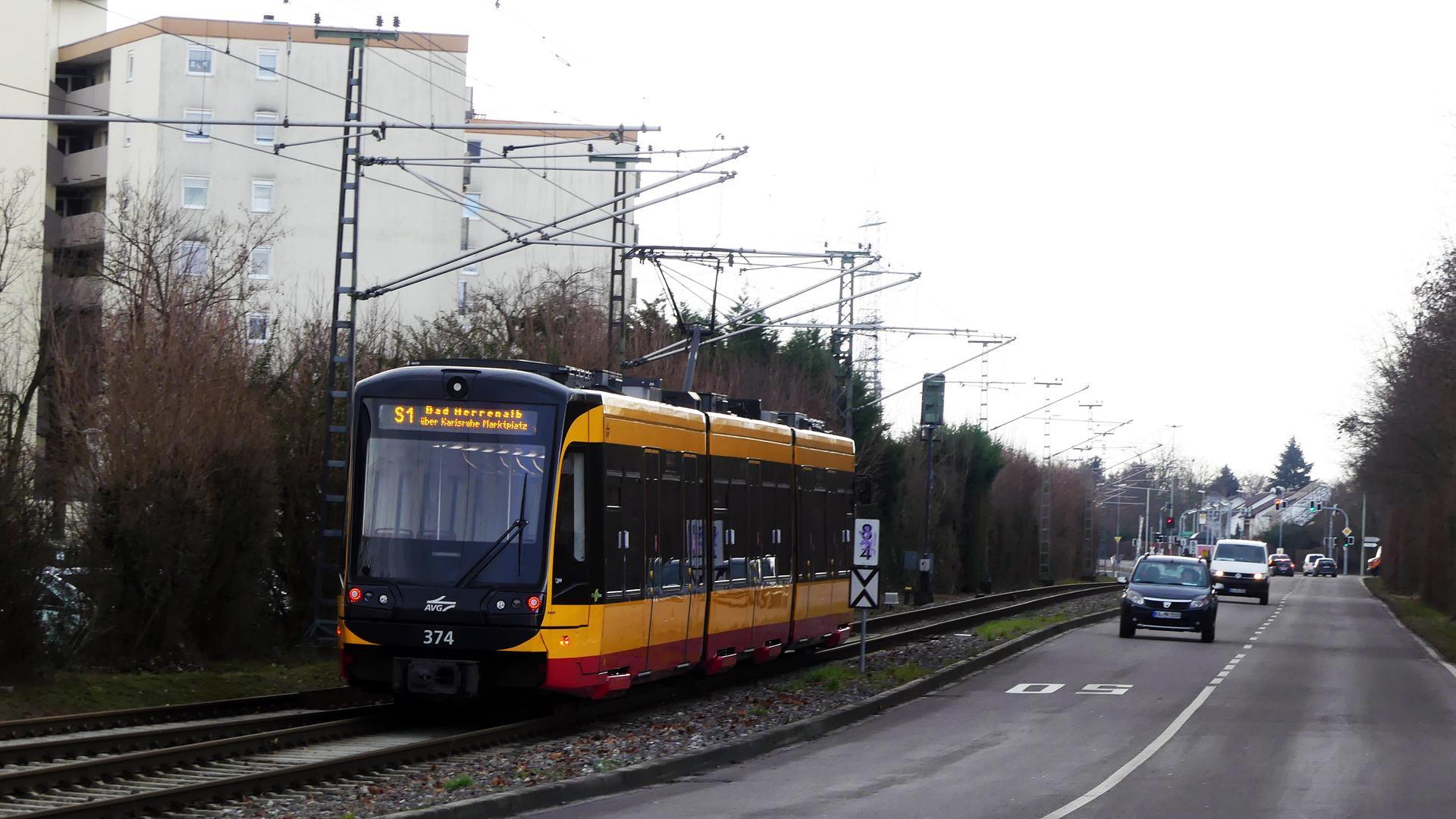 Hardtbahn Leopoldshafen