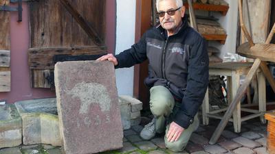 Dammscharte Wappenstein