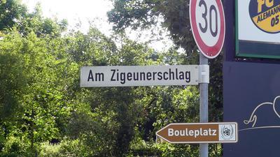 Zigeunerschlag Eggenstein