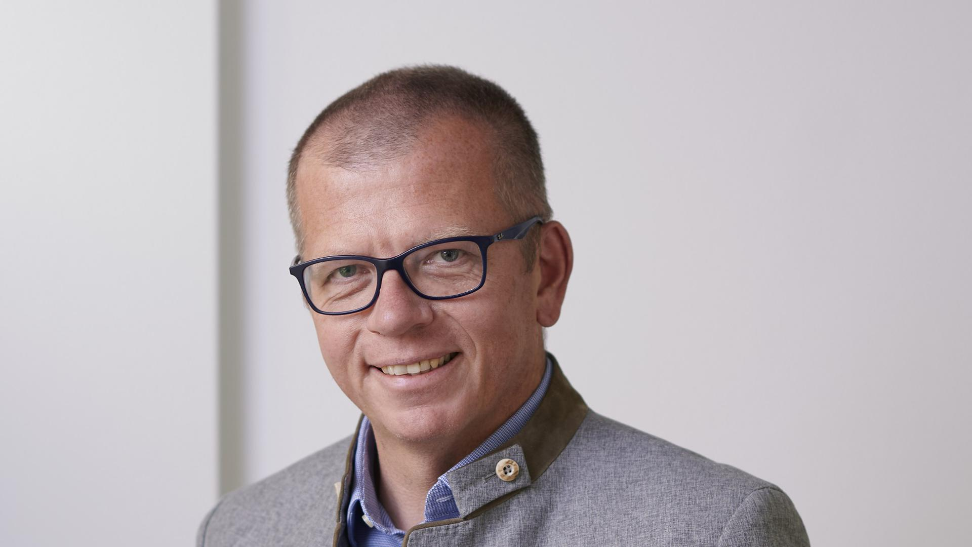 Herbert Pohl, Geschäftsführer Deutsche Erdwärme