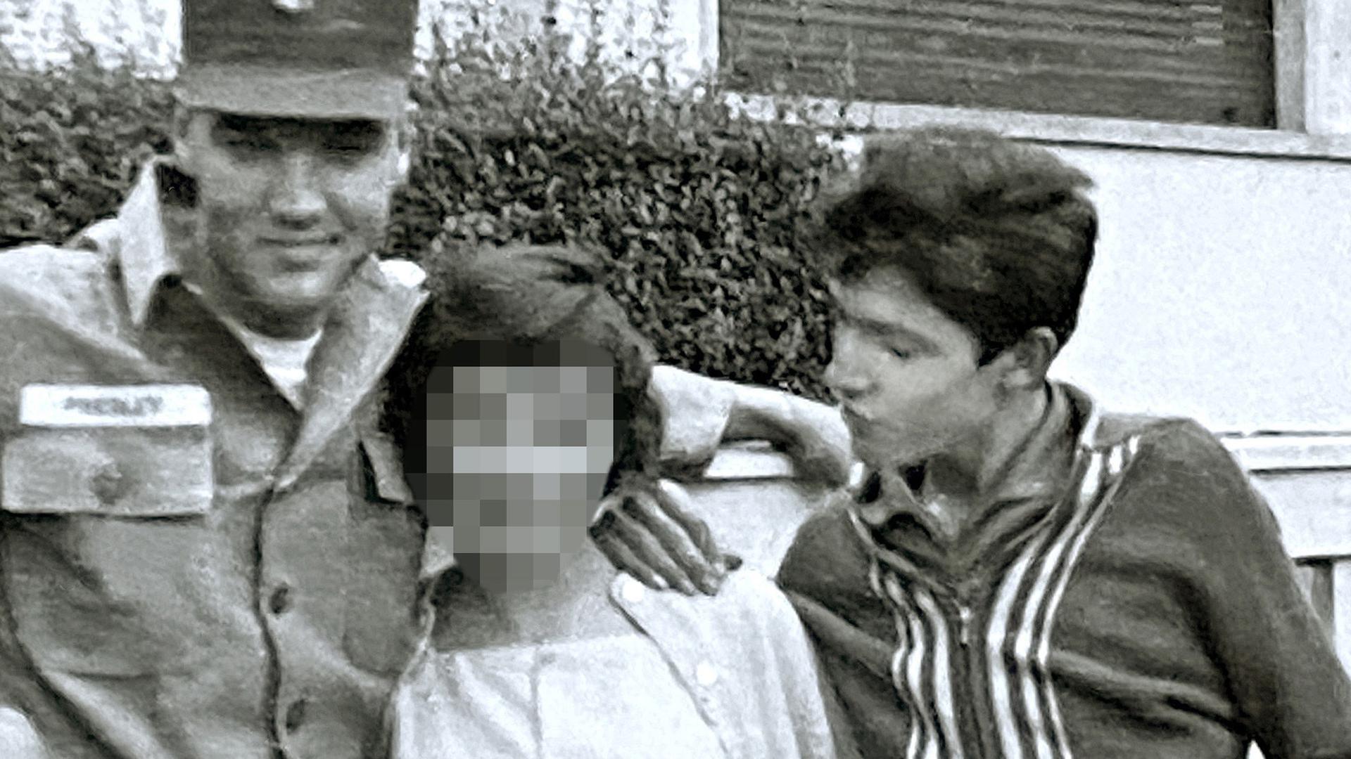 """12.08.2021 Ernst Schwarz. Am 16. August 1977 starb Elvis Presley. Wir reden mit """"Blacky"""" Mr. Black aus Graben-Neudorf der 1959 nach Bad Nauheim gefahren ist und dort Elvis getroffen hat."""