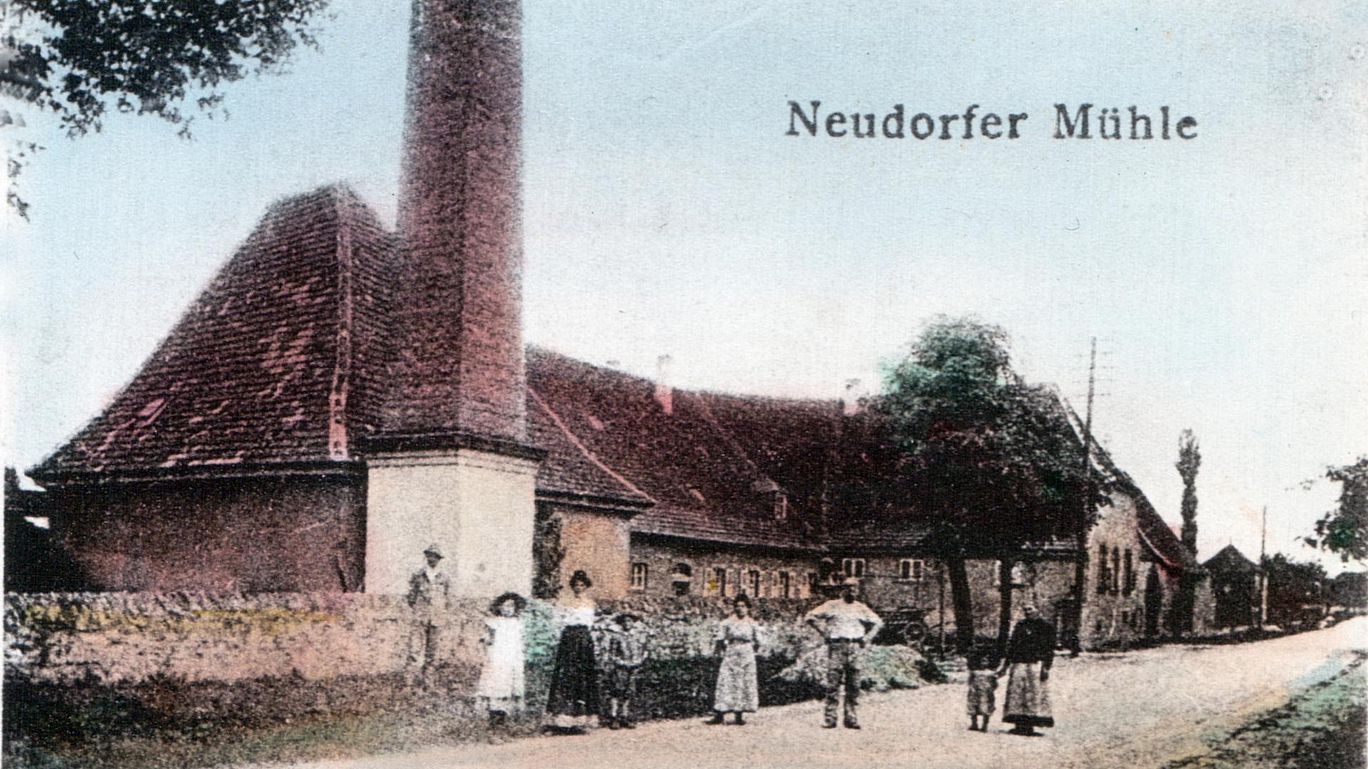 Neudorfer Mühle