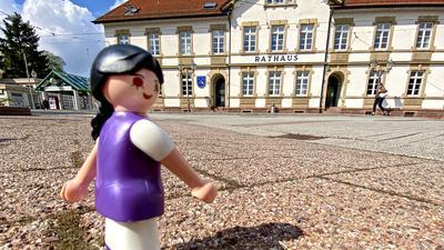 Rathaus Linkenheim-Hochstetten