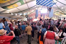 """Stutensee-Blankenloch: Oktoberfest der """"Piraten""""."""