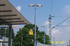 Bahnhofsleuchten