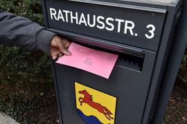 Und die Stimme ist im Briefkasten: In den Gemeinden der Region rechnet man mit einer erhöhten Anzahl von Briefwahlstimmen und hat deshalb schon Vorkehrungen getroffen.