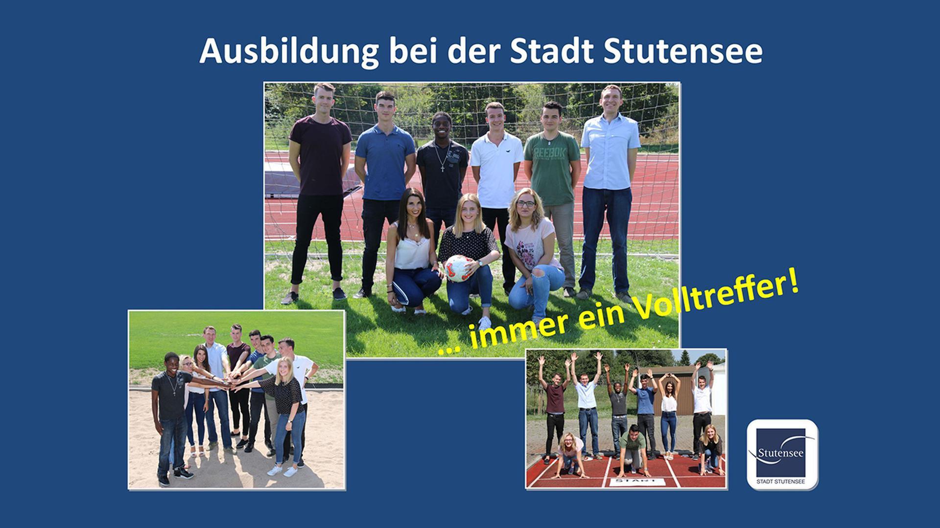 Die Stadt Stutensee als Arbeitgeber