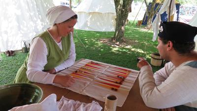 Gesellschaftsspiel Mittelalter