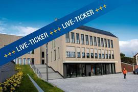 Wer zieht ins Rathaus Walzbachtal ein? Am 7. Juli geht es um die Nachfolge von Bürgermeister Karl-Heinz Burgey. Diesen Dienstag präsentieren sich die sieben Bewerber um das Bürgermeisteramt in Jöhlingen.