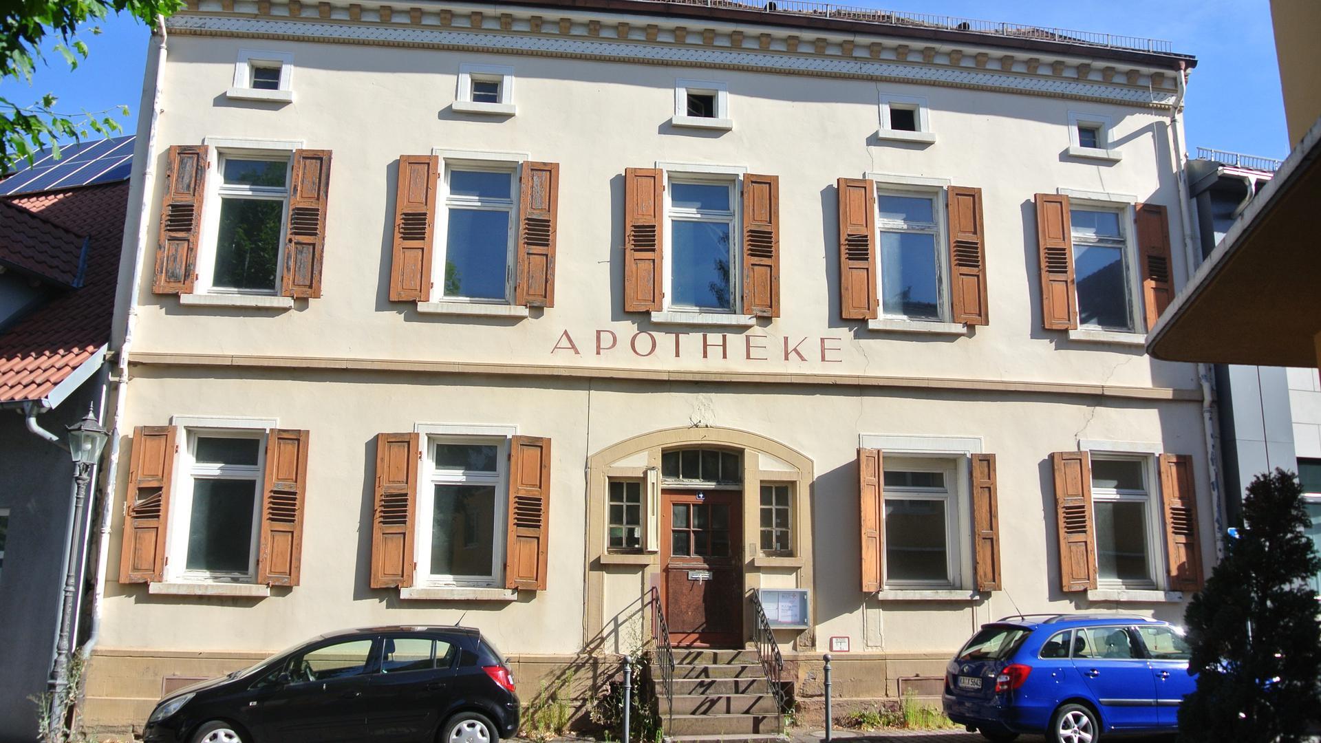 Alte Apotheke Weingarten