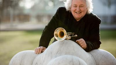 Trompeter Reinhold Friedrich