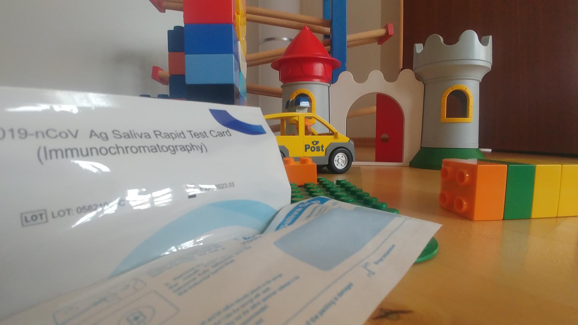 Tests in Kindergärten