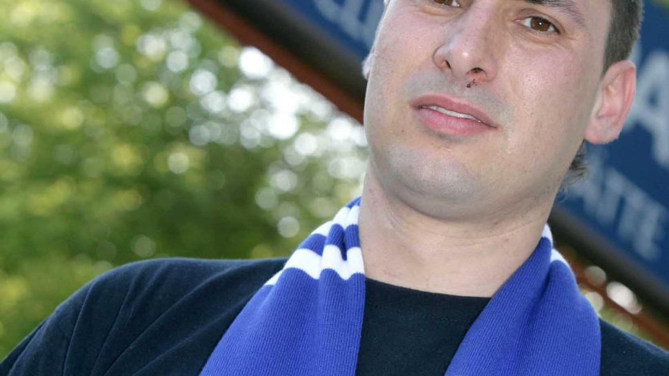 """Seit 1990 ist Michael Kunz Mitglied bei den """"Kampftrinkern""""."""