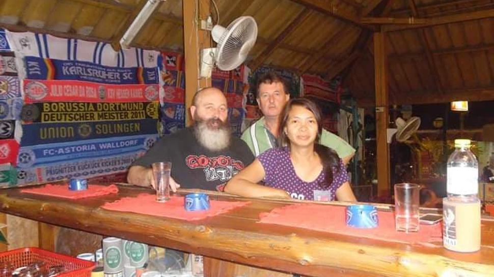 Horst aus Tiefenbronn zu Besuch in Thailand.