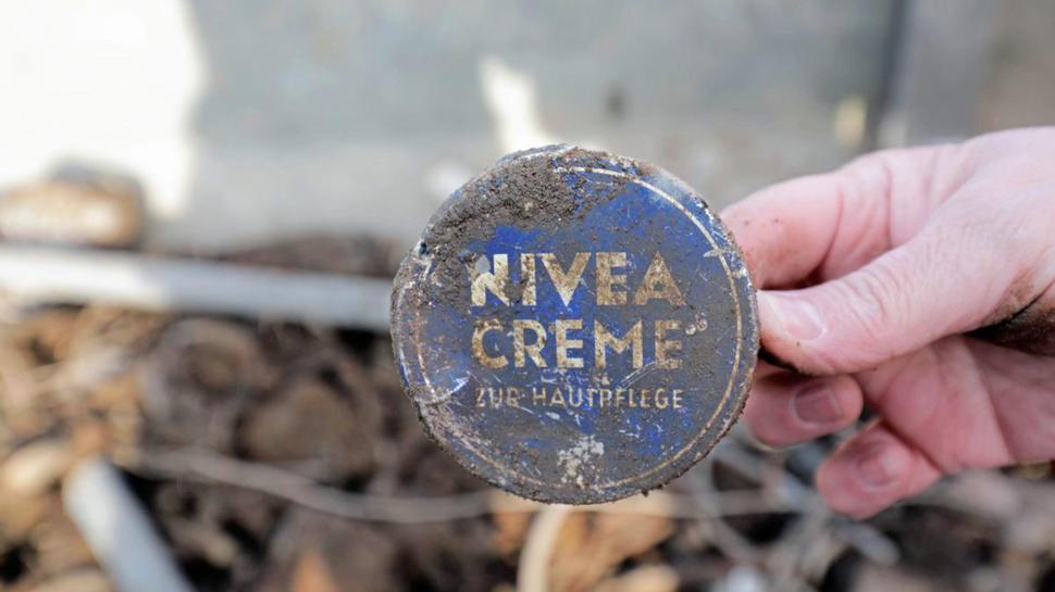 Begehrte Sammlerstücke sind Cremedosen der Kultmarke Nivea aus der Vorkriegszeit.