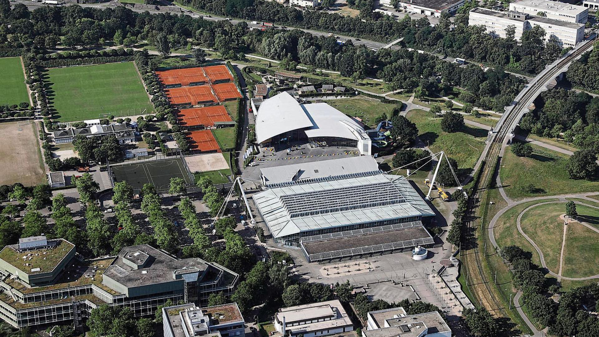 Europahalle