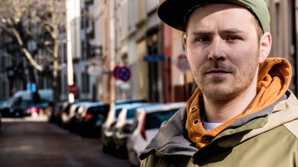 Die Karlsruher Hip-Hop-Szene schätzt ihn für seinen pointierten Umgang mit Sprache: Mars of Illyricum
