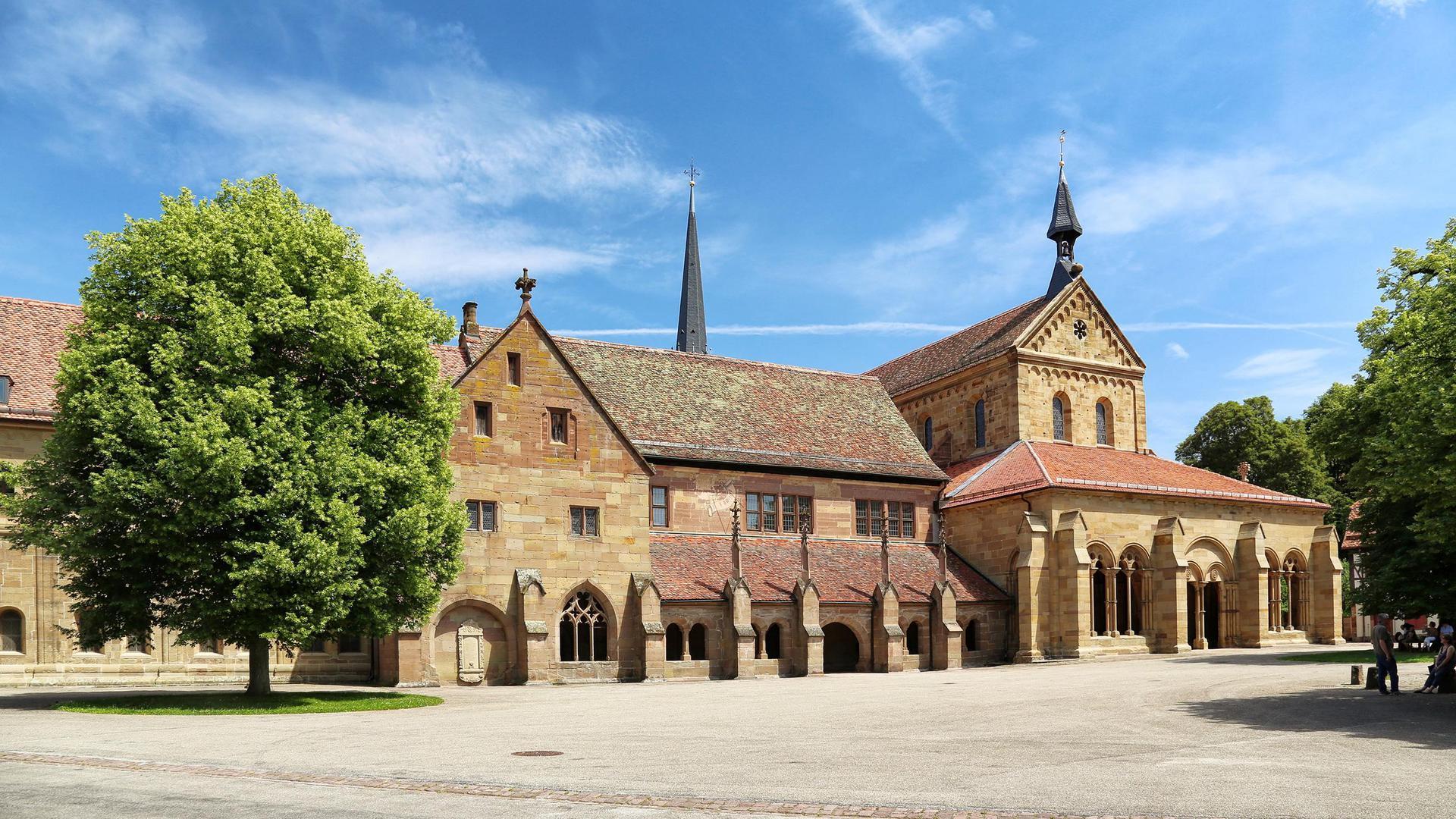 Das Zisterzienserkloster in Maulbronnn gilt als die am vollständigsten erhaltene Klosteranlage des Mittelalters nördlich der Alpen.